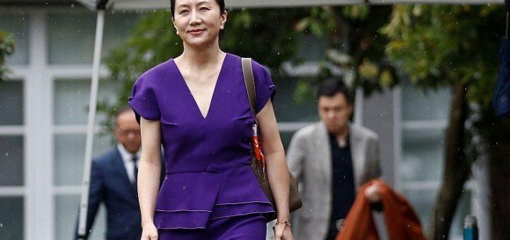 """孟晚舟未能获释 加法官裁欺诈指控""""双重犯罪""""成立"""