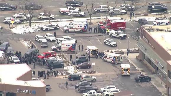 快讯!丹佛King Soopers超市附近发生枪击案,至少6人死亡